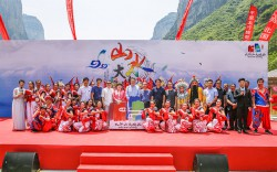 """The first """"Shanshui Grand Ceremony"""" of Taihang Mountain Grand Canyon"""