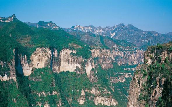 Baquanxia majestic