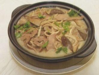 Huguan sheep soup