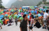 2018 Baquanxia First International Camping Conference Happy Opening
