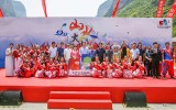 "The first ""Bashui Grand Ceremony"" of Baquanxia was held"